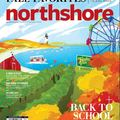 Cover of NorthShoreMag - Ann's Article