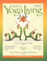 Yoga Living Summer 2013 Cover