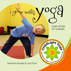 I Grow With Yoga CD Cover