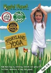 Playful Planet Storyland Yoga DVD