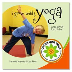 I Grow With Yoga Music CD