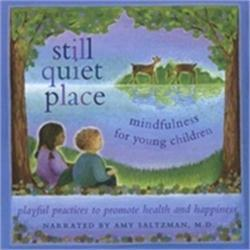 Still Quiet Place CD for children