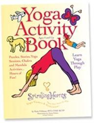 Yoga Activity Book