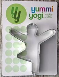 Yummy Yogi Cookie Cutters-Tree Pose