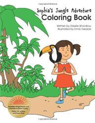 Sophia's Jungle Aventure-Coloring Book