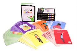 Yoga 4 Classrooms Card Deck
