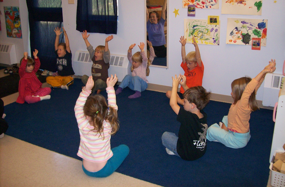 Modular Classroom Yoga ~ Private classes childlight yoga
