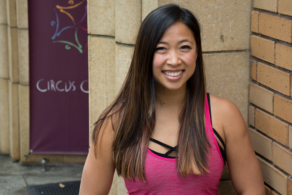 Christine Lee | Faculty | Circus Center