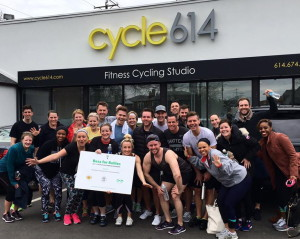 Besa for Bellies Fundraiser with Cycle614
