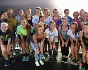 Upper Arlington High School Girls Soccer Team Fundraiser with Cycle614
