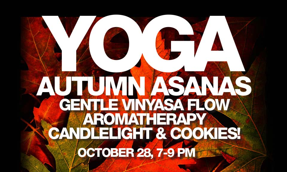 Yoga Autumn Asanas