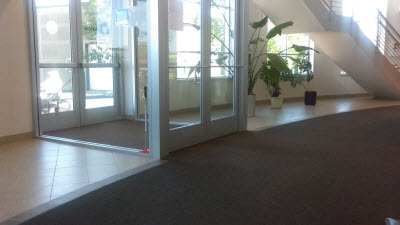Maintaining your entrance matting throughout the year will keep your whole building looking its best.
