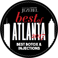2017 Best of Atlanta Botox and Injections Logo