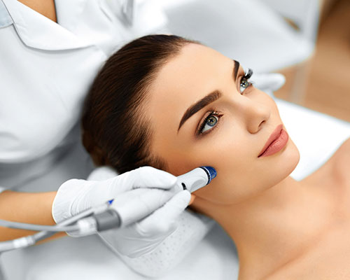 Microdermabrasion at Dermani Medspa in Atlanta, GA