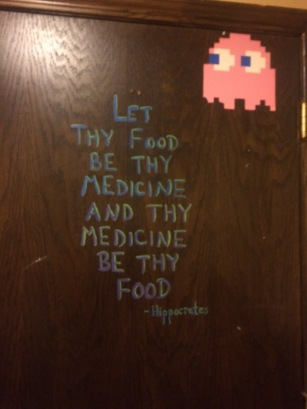 Let Food be your Medicine