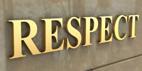 Distinctive Drywall Core Values: Respect