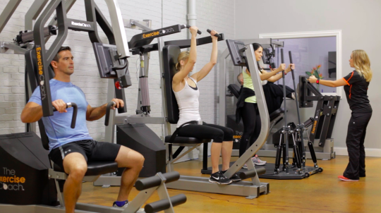 Smart Group Personal Training at The Exercise Coach Eden Prairie