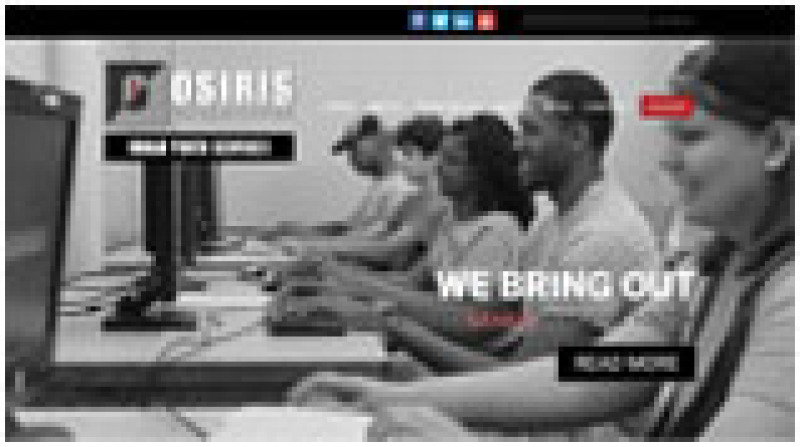 Osiris Website