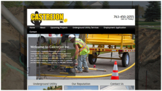 Castrejon Inc. Website