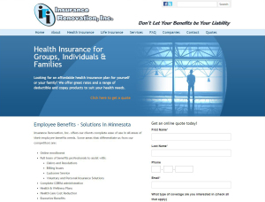 Insurance Renovation Inc website