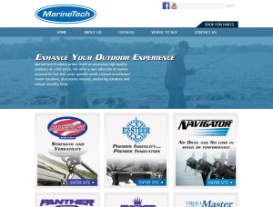 MarineTech website