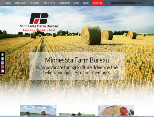 Minnesota Farm Bureau website