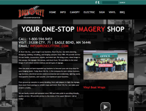 Rose City Incorporated website