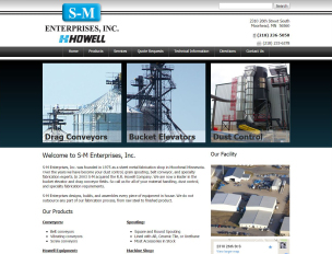 S-M Enterprises website