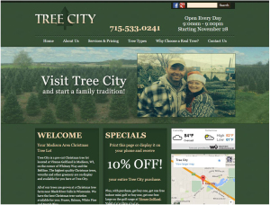 Tree City website