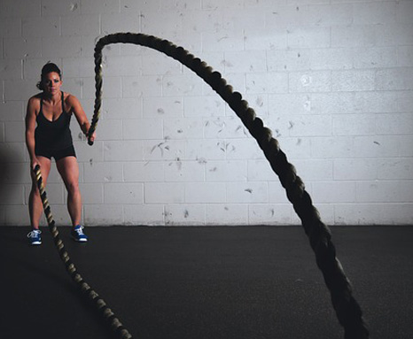 battle ropes a