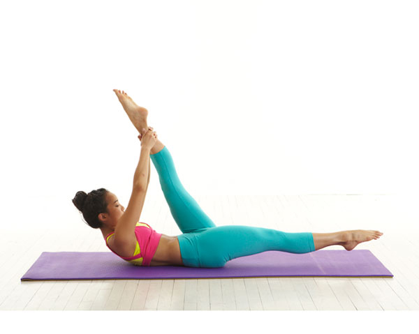 pilates at evolution yoga