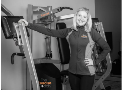 The Exercise Coach Scottsdale Featured In Arizona Foothills Magazine
