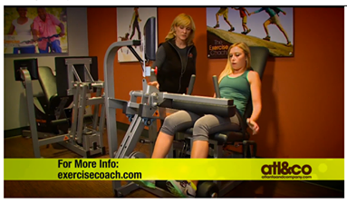 The Exercise Coach Featured On NBC Atlanta