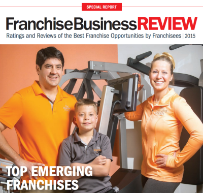 Exercise Coach Named Top Emerging Franchises 2015 By Franchise Business Review