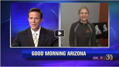 The Exercise Coach Featured On Good Morning Arizona