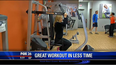 The Exercise Coach Featured On FOX 26 Houston