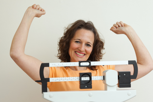 Lose 5% of your body weight and feel like a million bucks