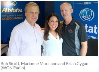 Brian Cygan; Founder of The Exercise Coach on WGN Radio 720