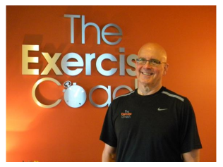 The Exercise Coach Franchisee Woody Bedell Featured In The Chicago Tribune