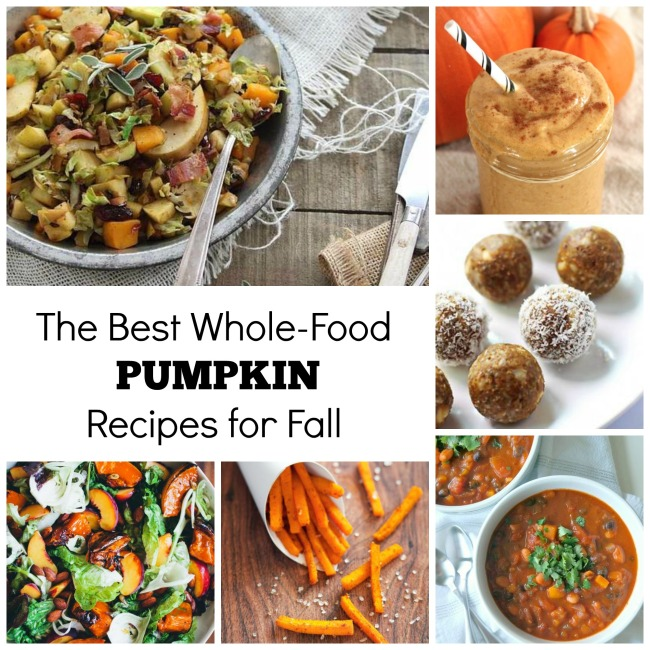 The best whole food pumpkin recipes for fall exercise coach the best whole food pumpkin recipes for fall forumfinder Images