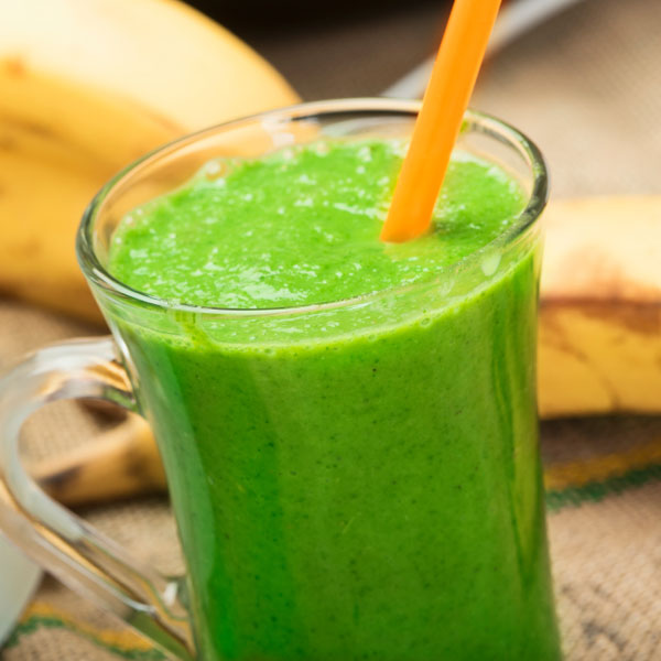 Green Smoothie Recipe from The Exercise Coach - awesome!