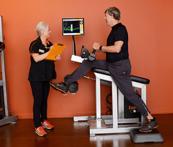 Faster Results with The CrossFire Resistance Stretching Machine at The Exercise Coach