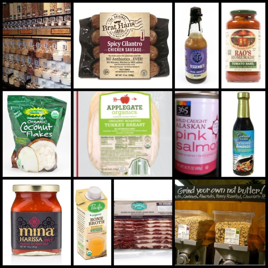Metabolic Comeback Approved Items at Whole Foods