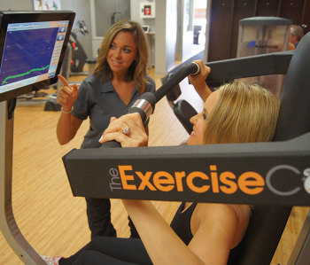 Custom Personal Training Session Created by Your Coach at The Exercise Coach