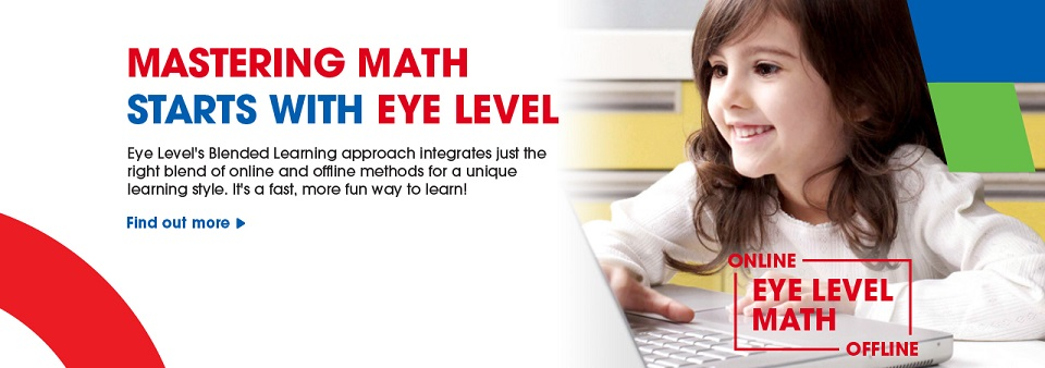Eye Level Math Program