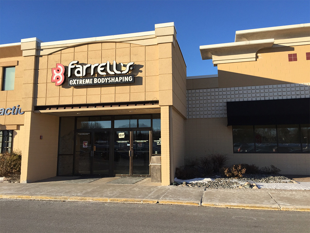 shoreview farrells location