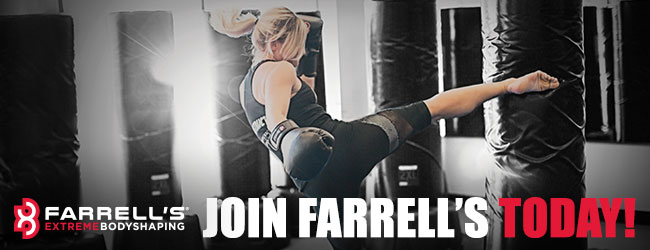 Farrells Enroll-Today Girl Kickboxing