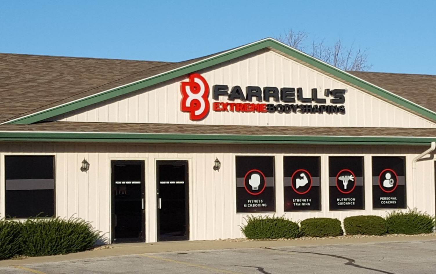 Farrell's eXtreme Bodyshaping Urbandale Location