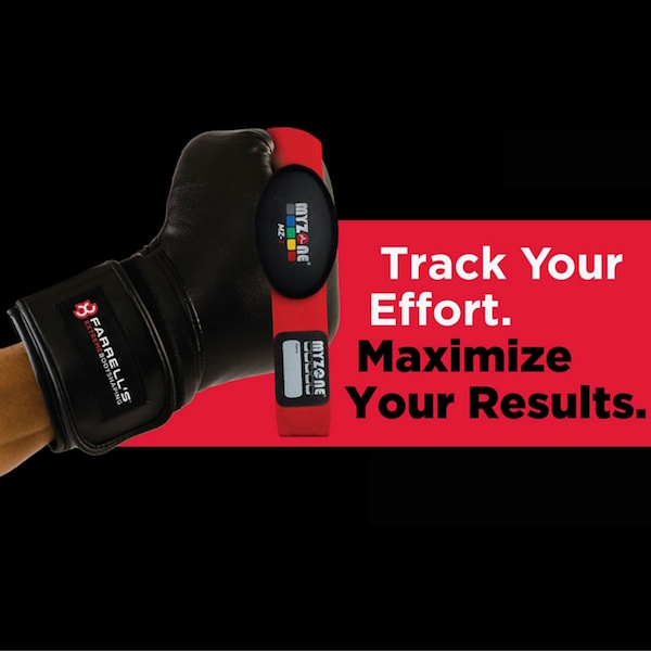 MYZONE Heart-Rate Tracking at Farrell's eXtreme Bodyshaping