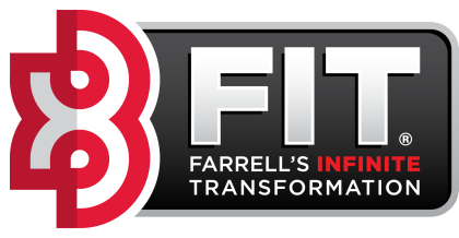 Farrell's Infinite Transformation Logo